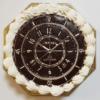 CHANEL J12 のケーキ