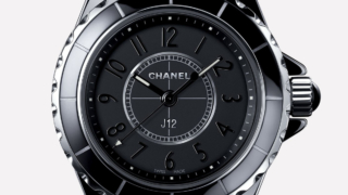 CHANLE J12 INTENSE BLACK H4196