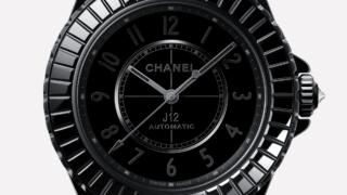 CHANEL J12 EDITION NOIRE 38mm H6347