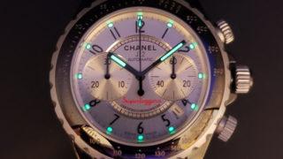 CHANEL J12 Superleggera H1624 41mm 夜光