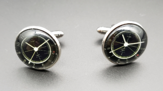 CHANEL J12 GMT H2012 CUFFLINKS カフリンクス