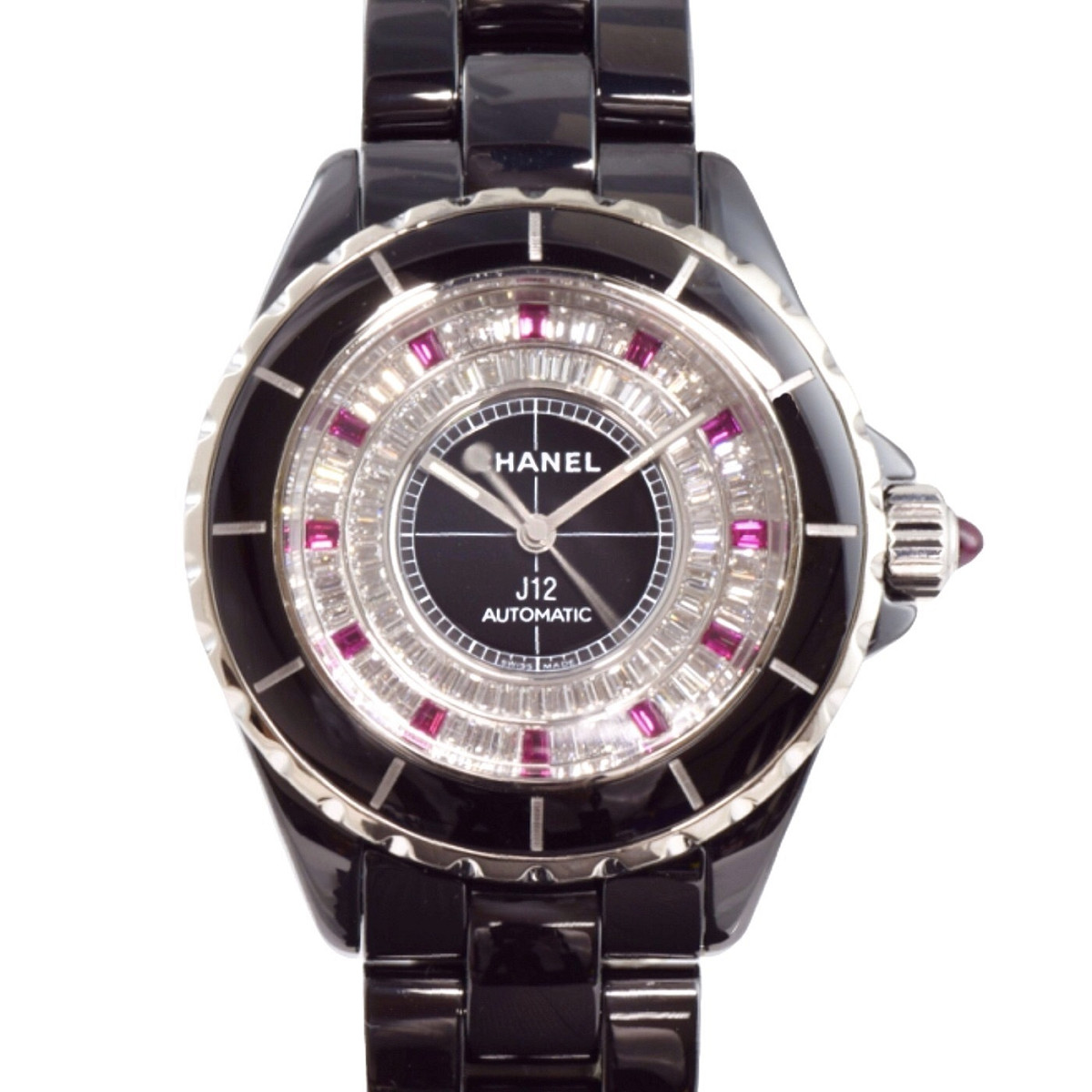 CHANEL J12 Jewelry 38mm H1763