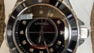 CHANEL J12 H1626偽物